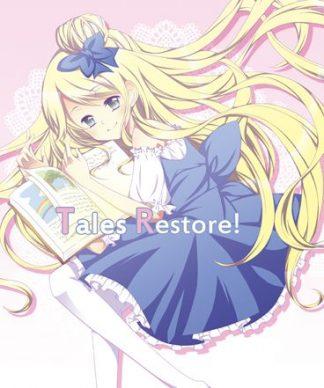 Tales Restore 1 Cover